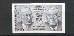 FRANCE Timbre Non Dentelés N°2501 NEUF** Cote 35€ - No Dentado