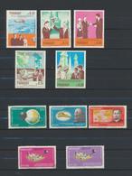 Espace - Ruimtevaart  Collection Paraguay Et Uruguay  Oblitérés/MH X  20 Timbres - Collections