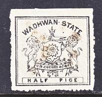 INDIA  WADHWAN  2     * - Wadhwan