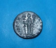 Probus Antoninian , Rare Mintmark THUNDERBOLT, RRR - 5. Der Soldatenkaiser (die Militärkrise) (235 / 284)