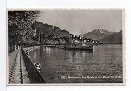 CP - SUISSE : MONTREUX - VD Vaud