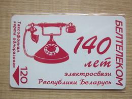 Chip Phonecard, Telephone, - Belarús