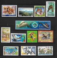 Nouvelle Calédonie 2002 Cat Yt N° 863, 864, 866, 867,868,874, 875,876,877, 878,880, 881,882, N** MNH - Nouvelle-Calédonie