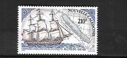 Nouvelle Calédonie 2002   Voilier    Cat Yt N° 872, N** MNH - Nouvelle-Calédonie
