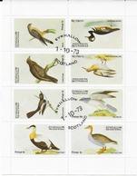 Bloc Canard , Oiseaux Ecosse Oblitéré - Entenvögel