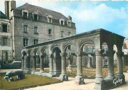Vannes - Jardin De La Cathedrale - Le Cloitre     U 1791 - Vannes