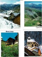 05 / LE QUEYRAS /  Lot De 90 Cartes Postales Modernes écrites - 5 - 99 Karten