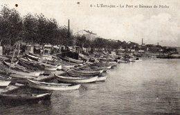 L'ESTAQUE  Port Et Bateaux De Pêche - France