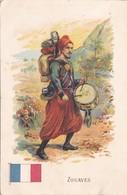 Zouaves - Uniforme - Soldat Tambour - Uniformes