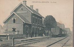ORIGNY SAINTE BENOITE - LA GARE - Other Municipalities