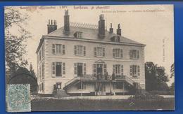 BRIENNE    Château De CRESPY   écrite En 1906 - France