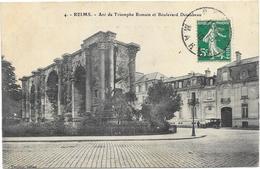 REIMS : ARC DE TRIOMPHE ROMAIN - Reims