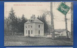 BRIENNE-LE-CHATEAU    Pavillon Forestier Du Château        écrite En 1907 - France