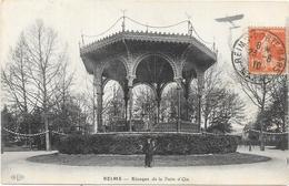 REIMS : KIOSQUE DE LA PATTE D'OIE - Reims