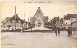 REIMS : L'EGLISE - Reims