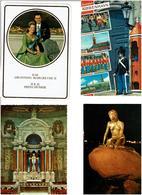 DANEMARK / Lot De 40 Cartes Postales Modernes - Cartes Postales