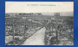 VERDUN    Cimetière De Marceau - Verdun