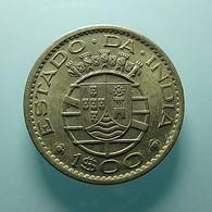 Portuguese India 1 Escudo 1959 - Portogallo