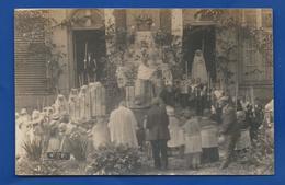 Carte Photo  TROUVILLE-EN-BARROIS  ?    Communion    Localisation Incertaine - Other Municipalities