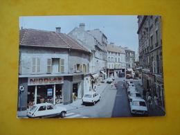92 - NANTERRE - Rue Maurice Thorez (commerces, Nicolas, Automobiles...) - Nanterre