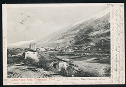 AK/CP Prad Vintschgau  Tirol  Trentino Alto    Gel/circ.  1903  Erhaltung/Cond. 1-/2  Nr. 00953 - Unclassified