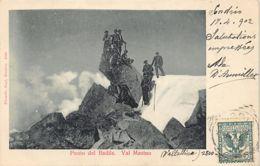 VAL MASINO (SO) Punto Del Badile - Italie