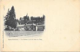 SAINTE MENEHOULD : LE CHATEAU - Sainte-Menehould