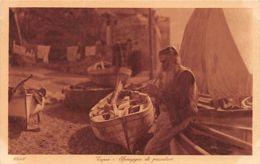 CAPRI (NA) Spiaggia Di Pescatori - Ed. Lehnert & Landrock 1046 - Italie