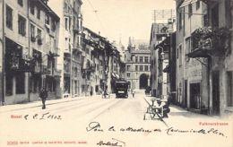 Basel (BS) Falknerstrasse - BS Basel-Stadt