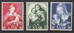 Saar 351/3 ** - 1947-56 Allierte Besetzung