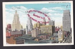 R125 - Business Section Of KANSAS CITY - USA - - Kansas City – Kansas