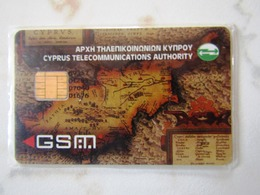 OLD GSM CYPRUS FULL SIZE - Chypre