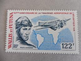 WALLIS ET FUTUNA 1980 - AVIATION YT PA 104 MNH ** - Vliegtuigen