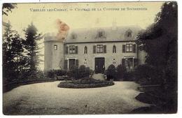 Virelles-lez-Chimay. Château De La Comtesse De Sousberghe. **** - Chimay