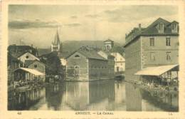 74 - ANNECY -  LE CANAL - Annecy