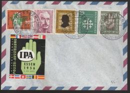 BRD Beleg - Used Stamps