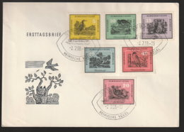 DDRBeleg - Used Stamps