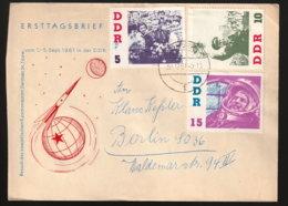 DDR Beleg - [6] Democratic Republic