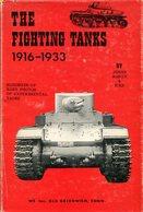 The Fighting Tanks 1916-1933 - Bücher