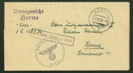 Deutsches Reich Beleg - Allemagne