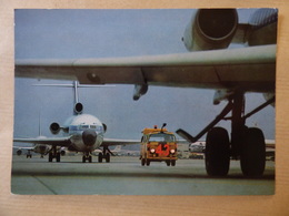 AEROPORT / AIRPORT / FLUGHAFEN      FRANKFURT MAIN - Aerodromes