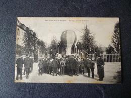 Cpa 36 Lourdoueix St Michel College Cours De Recreation - Non Classés
