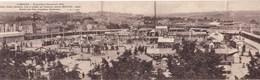 LIMOGES//033......CARTE TRIPLE ...EXPOSITION NATIONALE 1924 - Limoges