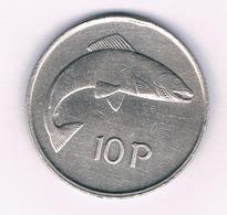 10 PENCE 1980 IERLAND /1708/ - Ierland