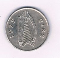 10 PENCE 1975 IERLAND /1709/ - Ierland
