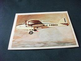 AEREO FLUGZEUG PLANE AVION S.I.A.I. S-74 MOTORE ALFAROMEO ROMA PARIGI - 1919-1938: Fra Le Due Guerre