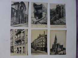 LOT DE 50 CPA , VOIR SCAN - Postcards