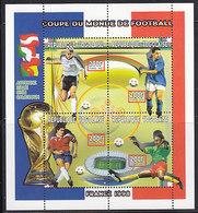 Soccer World Cup 1998 - TOGO - Sheet MNH - 1998 – Francia
