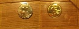 20 Centimes 1993 Frappe Médaille - E. 20 Centimes