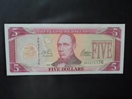 LIBÉRIA : 5 DOLLARS   2003    P 26a     SPL+ - Liberia